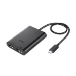 i-tec USB-C to Dual Display Port Video Adapter