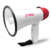 Pyle PMP37LED Indoor/outdoor 30W Red,White megaphone