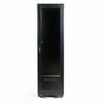 StarTech.com 7236CABINET rack cabinet 41U Freestanding rack Black