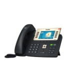 Yealink T29GN Wired handset LCD Black IP phone