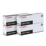 Canon 0262B002 (C-EXV 17) Toner black, 26K pages @ 5% coverage, 530gr