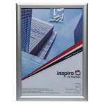 Photo Album Inspire for Business A3 Aluminium Snap Frame