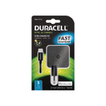 Duracell 2.4A Phone/Tablet Wall Charger mobile device charger