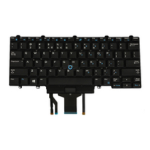 DELL F2X80 Keyboard notebook spare part