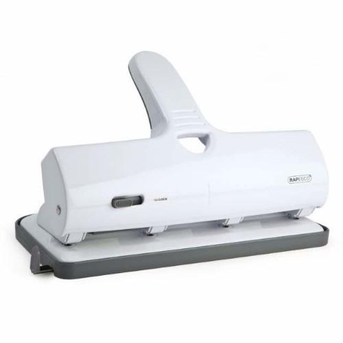 Rapesco ALU 40 Heavy Duty White Flat clinch