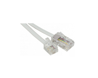 Hypertec 911743-HY telephony cable 3 m White