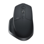 Logitech MX Master 2S mouse RF Wireless Laser 1000 DPI Right-hand