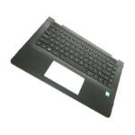 HP 924117-031 notebook spare part Housing base + keyboard