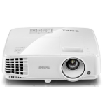 Benq MX528 Desktop projector 3300lúmenes ANSI DLP XGA (1024x768) 3D Color blanco video proyector
