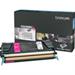 Lexmark C524H3MG Toner magenta, 5K pages @ 5% coverage