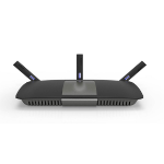 Linksys EA6900 draadloze router Dual-band (2.4 GHz / 5 GHz) Gigabit Ethernet Zwart