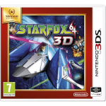 Nintendo Star Fox 64 3D(Selects) Basic Nintendo 3DS English video game