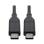 Tripp Lite U040-006-C-5A 1.829m USB C USB C Male Male Black USB cable