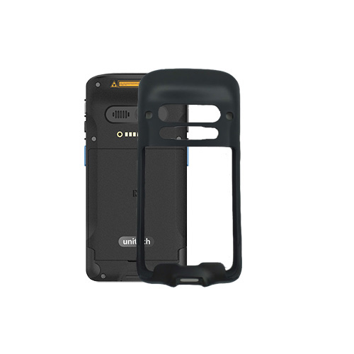 Unitech EA630 protective boot without hand-strap.