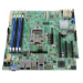 Intel S1200SPLR Intel C236 Micro ATX server/workstation motherboard