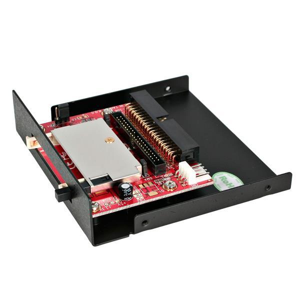 StarTech.com 35BAYCF2IDE interfacekaart/-adapter CF Intern