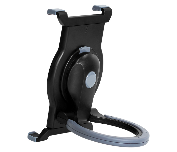Atdec VTB-US Tablet Multimedia stand Black, Grey multimedia cart/stand
