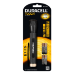 Duracell TOUGH TORCH MLT-20C Hand flashlight LED Black