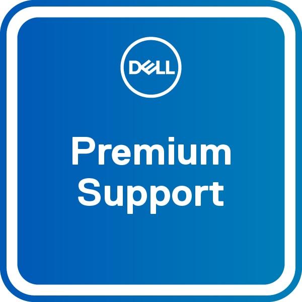 DELL Actualización de 2 años Collect & Return a 4 años Premium Support