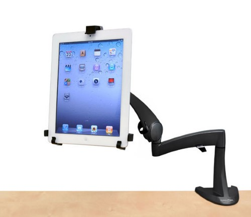 Ergotron Neo-Flex Tablet Arm Black
