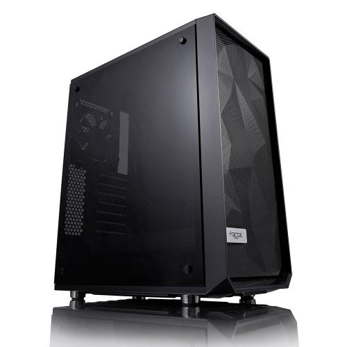Fractal Design Meshify C Midi Tower Black