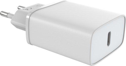 Vision TC-PUSBCEU mobile device charger White Indoor