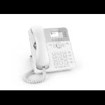 Snom D717 IP phone White TFT 00004398