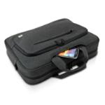 "V7 CTPX1-1E 15.6"" Notebook briefcase Grey notebook case"