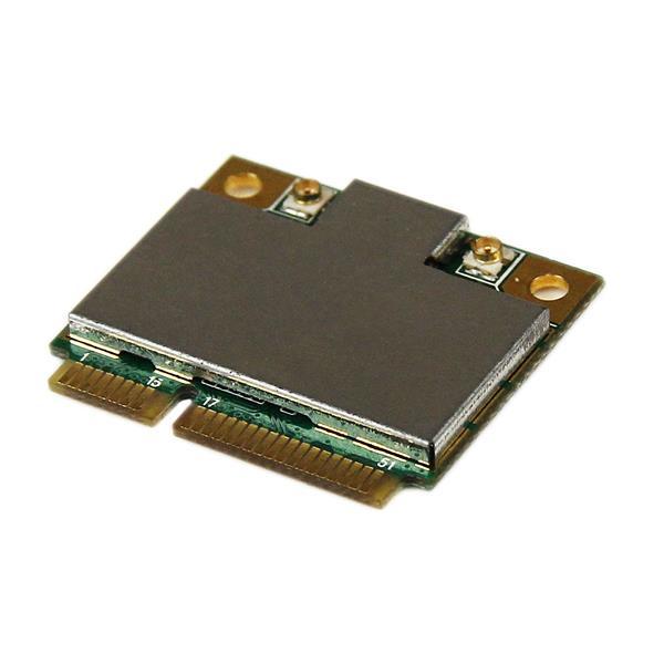 StarTech.com Mini PCI Express Wireless N Card - 300Mbps Mini PCIe 802.11b/g/n WiFi Adapter - 2T2R
