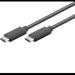Microconnect USB3.1CC2 USB cable 2 m USB 3.2 Gen 2 (3.1 Gen 2) USB C Black