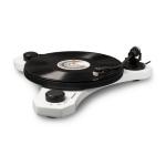 Crosley C3 Turntable - White