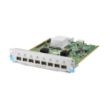 Hewlett Packard Enterprise 8-port 1G/10GbE SFP+ MACsec v3 zl2 Module network switch module 10 Gigabit