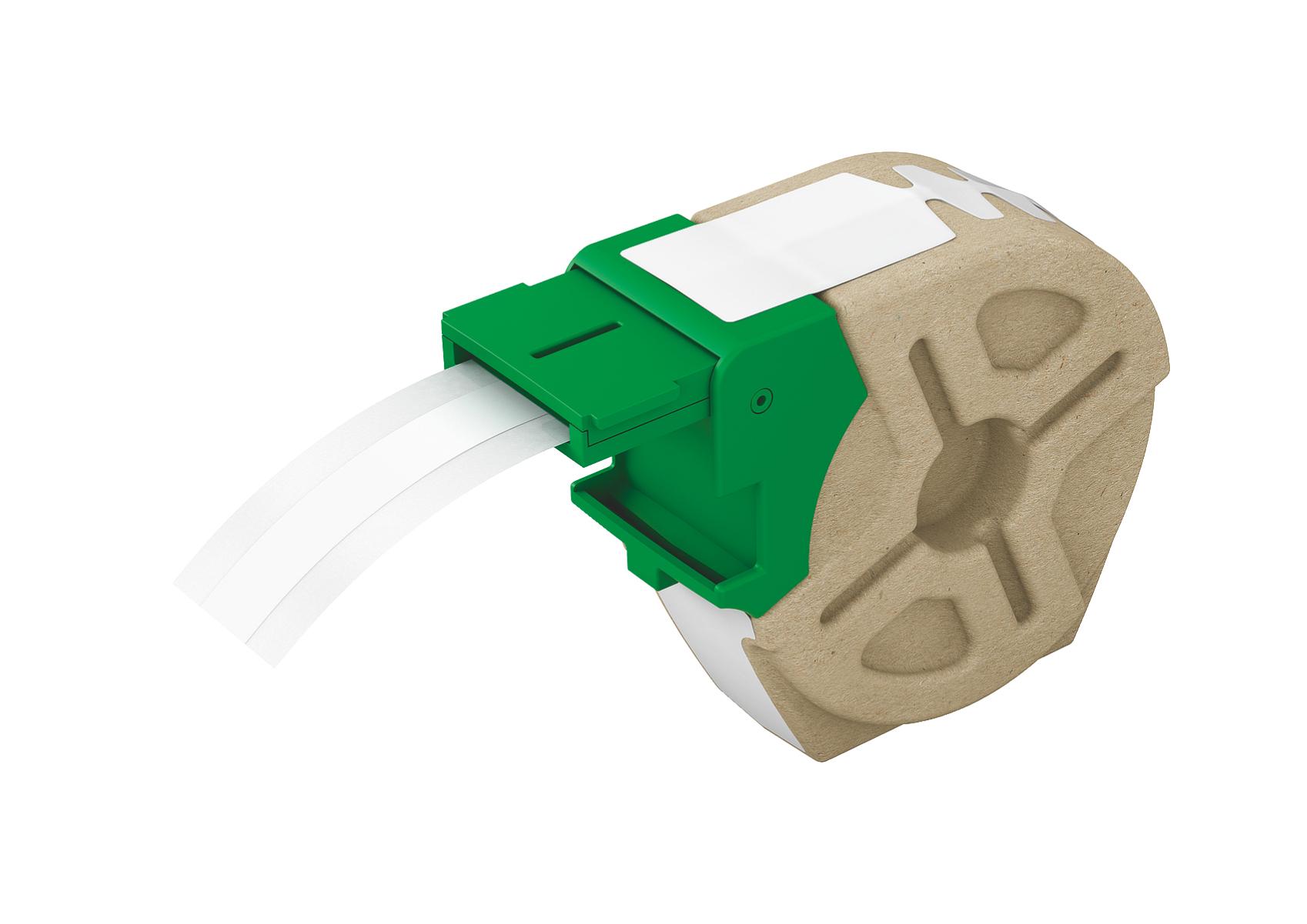 Leitz 70110001 White printer label