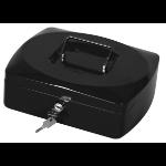 Q-CONNECT KF02603 money box Black