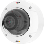 Axis P3228-LVE IP security camera Outdoor Dome White