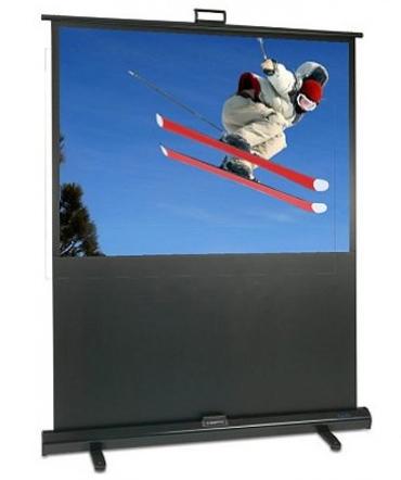 Sapphire Portable Screen 1.63cm x 122cm 4:3 VALUE RANGE