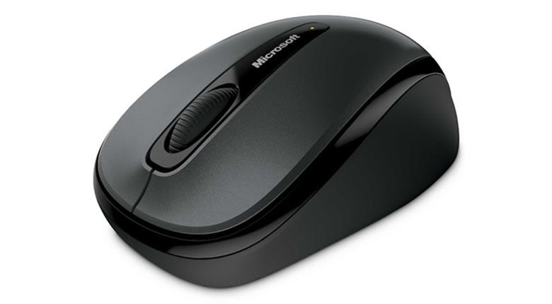 Microsoft Wireless Mobile Mouse 3500 ratón RF inalámbrico BlueTrack 1000 DPI Ambidextro