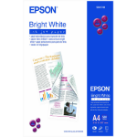 Epson Bright White Inkjet Paper - A4 - 500 Sheets