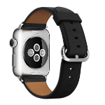 Apple MLHG2ZM/A Band Black Leather