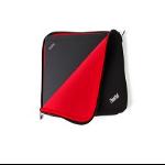 "Lenovo ThinkPad 12"" 12"" Sleeve case Black,Red"