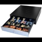 APG Cash Drawer ECD417-BLK-SS cash drawer Manual cash drawer