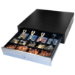 APG Cash Drawer ECD417-BLK-SS cajón de efectivo Cajón de efectivo manual