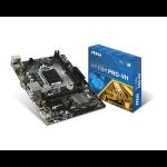 MSI H110M PRO-VH Intel H110 LGA1151 Micro ATX motherboard
