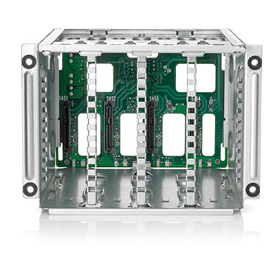 Hewlett Packard Enterprise DL380e Gen8 8 SFF HDD Cage Kit 2.5""