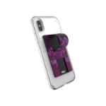 Speck GrabTab Neon Nights Collection Mobile phone/Smartphone Purple Passive holder