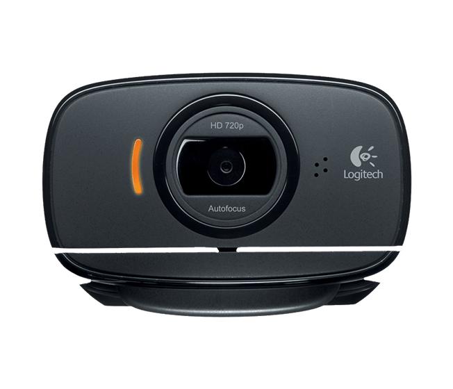 Logitech C525 8MP 1280 x 720pixels USB 2.0 Black