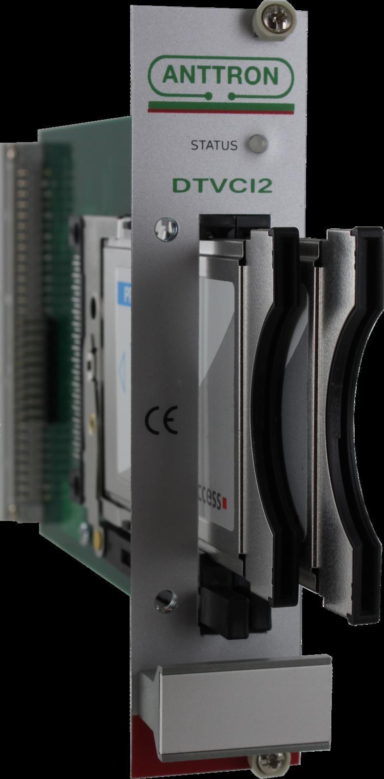 Anttron Dual CI module
