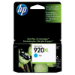 HP 920XL Cyan Officejet Ink Cartridge Original Cian
