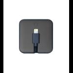 Native Union JCABLE-L-MAR-V2 power bank Blue, Grey 800 mAh Lightning to USB, 3 hours