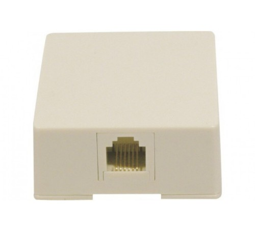 EXC 270020 outlet box RJ-45 Grey